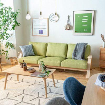 【INTERIOR】Living Room